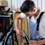 maintenance of a bicycle