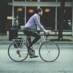 urban cycling tips